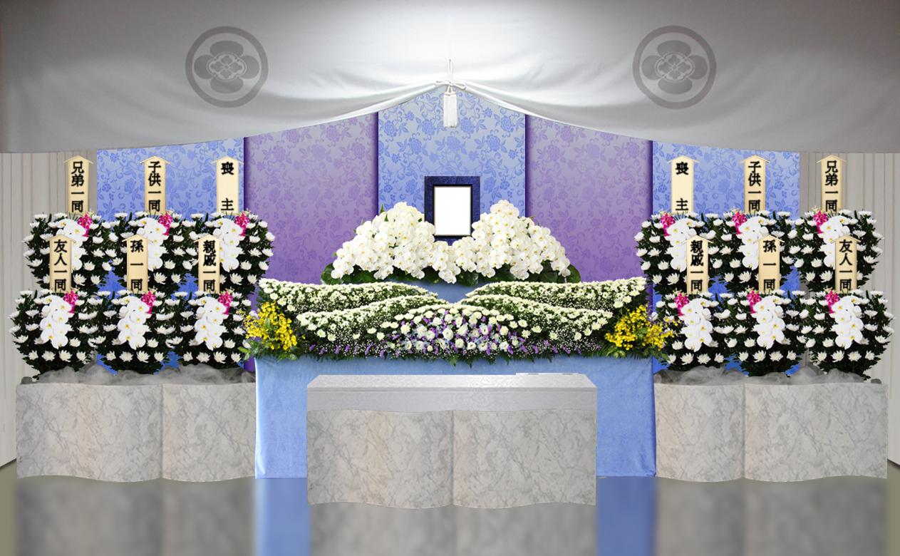 ゆり99万円②祭壇