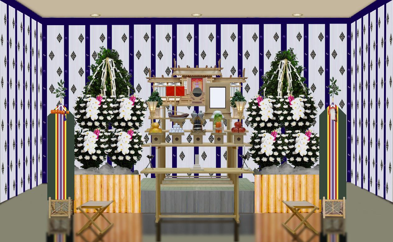 さかき③祭壇